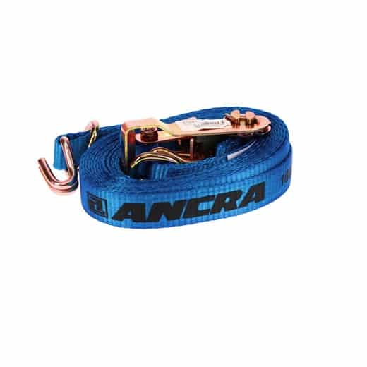 Ancra 1in x 16ft Ratchet Strap Tie-Down AC43887-10