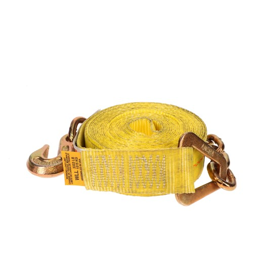 Ancra 2in x 30ft Chain End Strap 41659-15-30