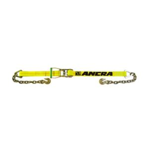 Ancra 2in x 30ft Ratchet Assembly with Chain End 45982-34