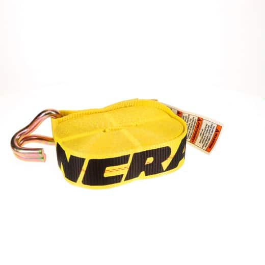 Ancra 2in x 30ft Winch Strap with Wire Hook AC41659-13-30