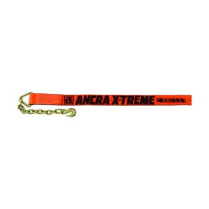 Ancra 3in x 30ft Extreme Strap with Chain End 41660-93-30