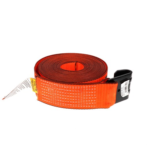 Ancra 3in x 30ft Extreme Strap with Flat Hook 41660-90-30