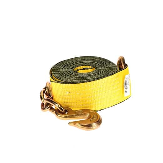 Ancra 3in x 30ft Winch Strap with Chain Anchor 41660-14-30