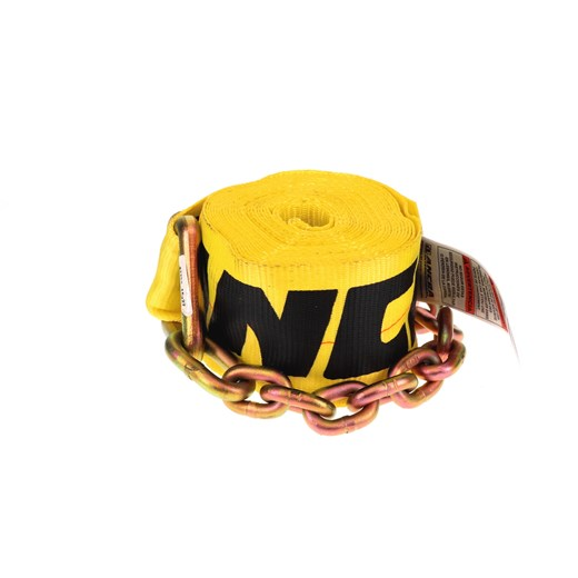 Ancra 4in x 30ft Chain End Strap 43795-15-30