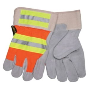 Ancra Reflective Work Gloves Extra-Large 50435-XL