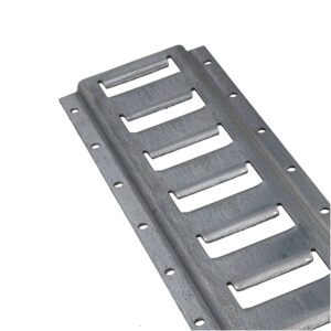 Kinedyne 10ft Series E Galvanized Horizontal Logistic Track K43001