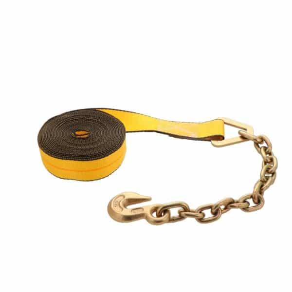 Kinedyne 2in by 30in Chain Anchor Winch Strap K223039