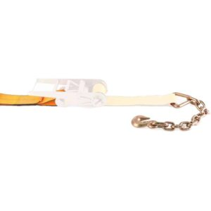 Kinedyne 3in Chain Anchor Ratchet Strap Replacement Fixed End K77T9940