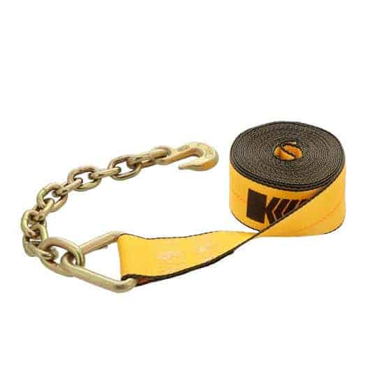 Kinedyne 3in by 30ft Chain Anchor Winch Strap K323040 (3)