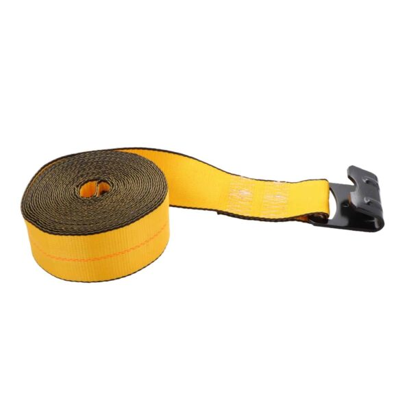 Kinedyne 3in by 30ft Flat Hook Winch Strap K323021
