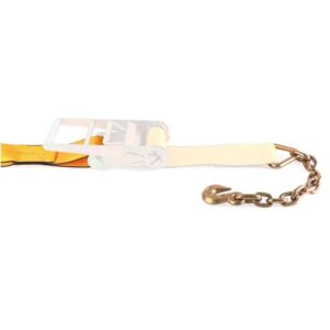 Kinedyne 4in Chain Anchor Ratchet Strap Replacement Fixed End K77U9940