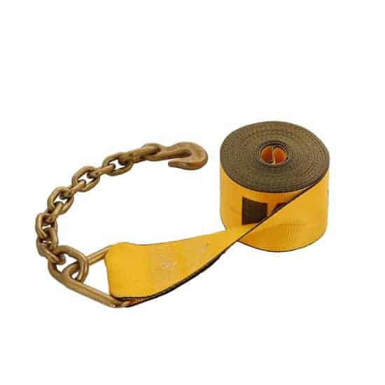 Kinedyne 4in by 30ft Chain Anchor Winch Strap K423040 (4)