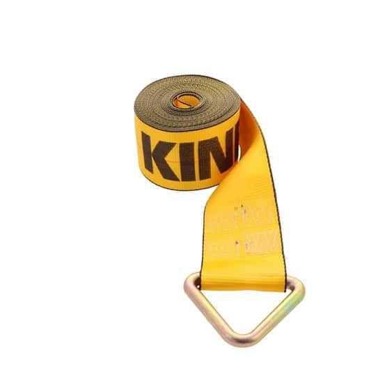Kinedyne 4in by 30ft Delta Ring Winch Strap K423010 (3)