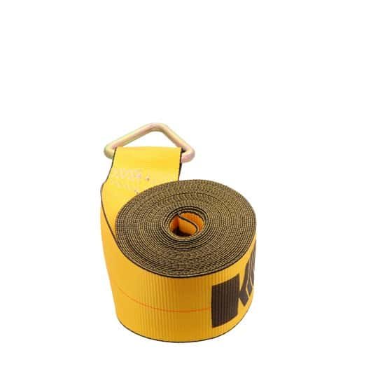 Kinedyne 4in by 30ft Delta Ring Winch Strap K423010 (4)