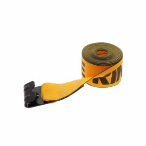 Kinedyne 4in by 30ft Flat Hook Winch Strap K423021
