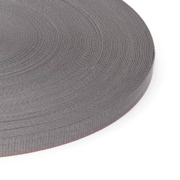 Kinedyne Bulk 1-in Grey Polyester Web KFE174G- 2