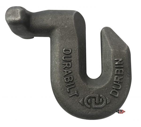 Durabilt Combination T-Hook & 38 Grab G80 HK, 7,100 LB WLL