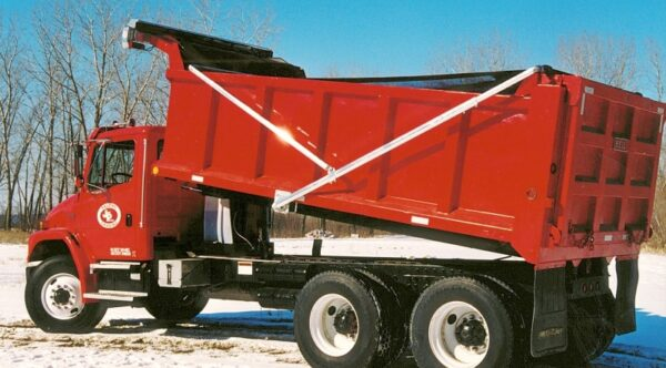Roll·Rite TarpMaster® 400 Series For Tandem Axle Dump Trucks