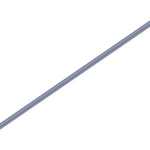Roll Rite 103-in Pre Threaded Aluminum Tarp Axle with stub shaft RR31040