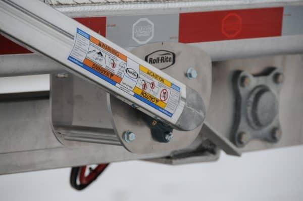 Roll Rite 4 Spring Underbody Pivot Assembly - Passenger Side RR103443 - 04