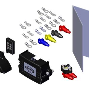 Roll Rite Electric Kit, with 10698 Relay with RF RR10912