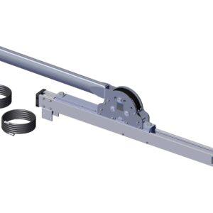 Roll Rite Pivot Driver, Narrow Side Assembled Sliding Pivot w:o Tubes RR47731