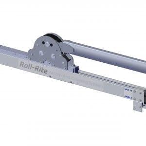 Roll Rite Pivot Passenger, Narrow Side Assembled Sliding Pivot w:o Tubes RR47732