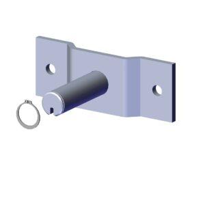 Roll Rite Pivot Pin, 5-spring RR45350