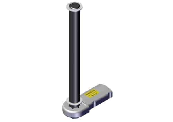Roll Rite Pivot Pin for 16-Spring Roller Bearing Pivot - Passenger Side RR46408