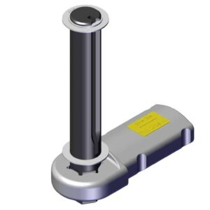 Roll Rite Pivot Pin for 6 Spring Roller Bearing Pivot - Driver Side RR46360