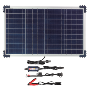 TecMate TM-523-4 - OptiMATE 5 Solar 40W battery Saving Charger and Maintainer (1)