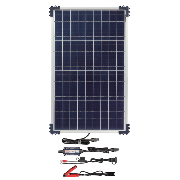 TecMate TM-523-4 - OptiMATE 5 Solar 40W battery Saving Charger and Maintainer (2)