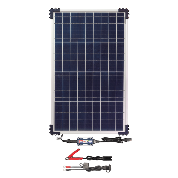 TecMate TM-523-4 - OptiMATE 5 Solar 40W battery Saving Charger and Maintainer (3)