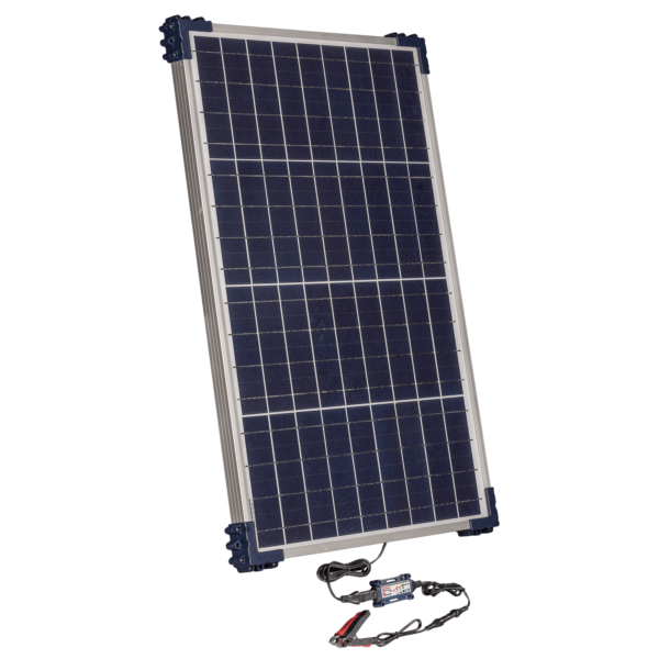 TecMate TM-523-4 - OptiMATE 5 Solar 40W battery Saving Charger and Maintainer (4)