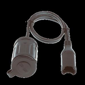 Tecmate OptiMATE CABLE O-06, Adapter, AUTO socket to SAE (1)