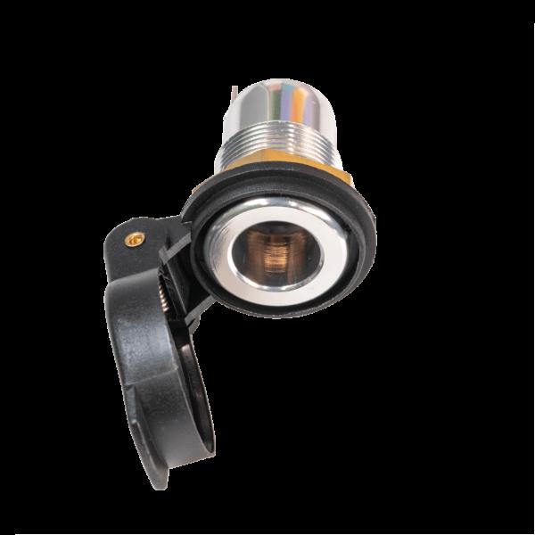 Tecmate OptiMATE CABLE O-18s, Bike Socket (DIN) Spring Loaded (3)