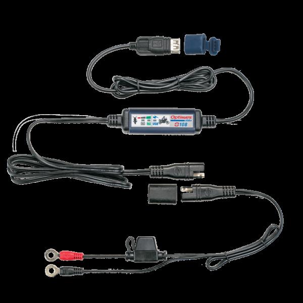 Tecmate OptiMATE USB O-108 KIT (1)