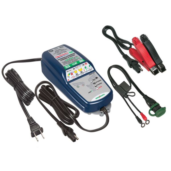 Tecmate TM-291 OptiMATE Lithium 4s 5A, 10-step 12.8V 5A sealed battery saving charger and maintainer