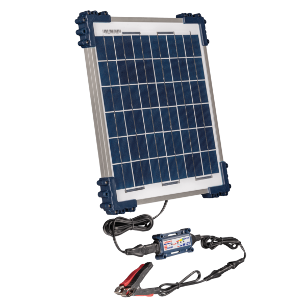 Tecmate TM-522-1 OptiMATE Solar 10W, 6-step 12V 0.83A sealed solar battery saving charger and maintainer (3)