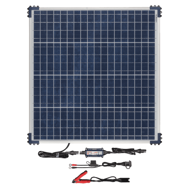 Tecmate TM-523-6 OptiMATE Solar 60W, 6-step 12V 5A sealed solar battery saving charger and maintainer (1)