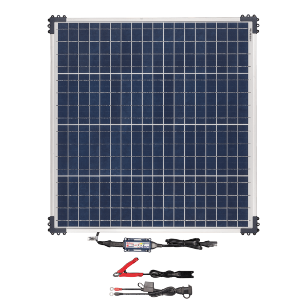 Tecmate TM-523-6 OptiMATE Solar 60W, 6-step 12V 5A sealed solar battery saving charger and maintainer (2)
