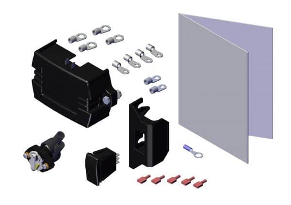 roll rite rocker switch and 35 amp breaker kit RR10914