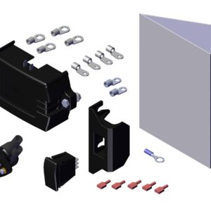roll rite rocker switch and 35 amp breaker kit RR10914