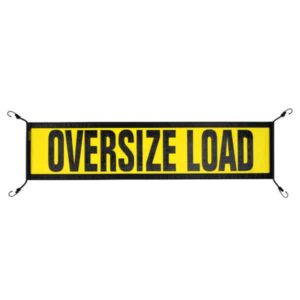 OWPI EZ Hook Escort Oversize Load Sign OF10152