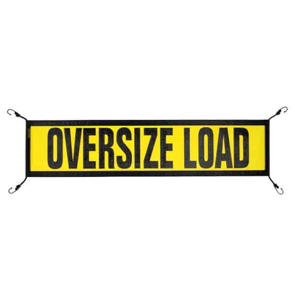 OWPI EZ Hook Escort Oversize Load Sign OF10152