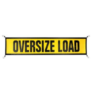 OWPI EZ Hook Oversize Load Sign OF10151