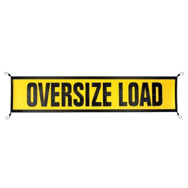 OWPI EZ Hook Oversize Load Sign OF10151