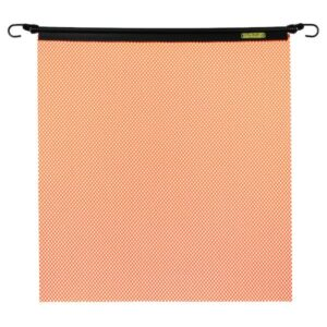 OWPI EZ Hook Warning Flag, orange, size 24-in OF11211