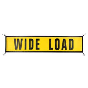 OWPI EZ Hook Wide Load Sign OF10153