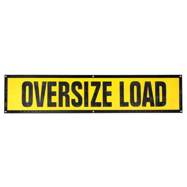 OWPI Grommet Oversize Load Sign OF10141